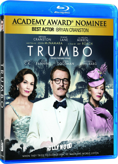 Trumbo on Blu-ray