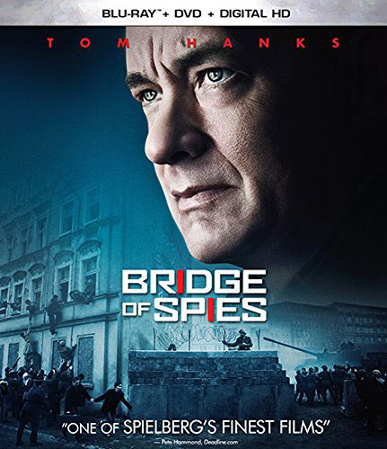 Bridge of Spies on DVD and Blu-ray