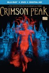 Crimson Peak a Gothic ghost tale - DVD review
