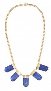 LOFT Multipendant necklace