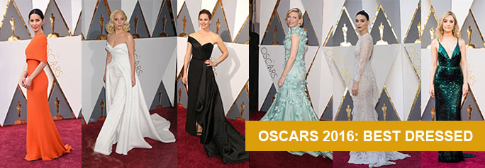 The Academy Awards are the ultimate fashion show. The impossibly expensive designer duds actors and actresses wear have become just as important as the awards themselves. It's no longer just a question of who's Best Actress, but — who's she wearing? These 12 celebs made their sartorial mark on the 2016 Oscars red carpet, and […]