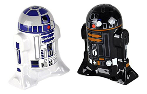 Star Wars salt and pepper shaker set