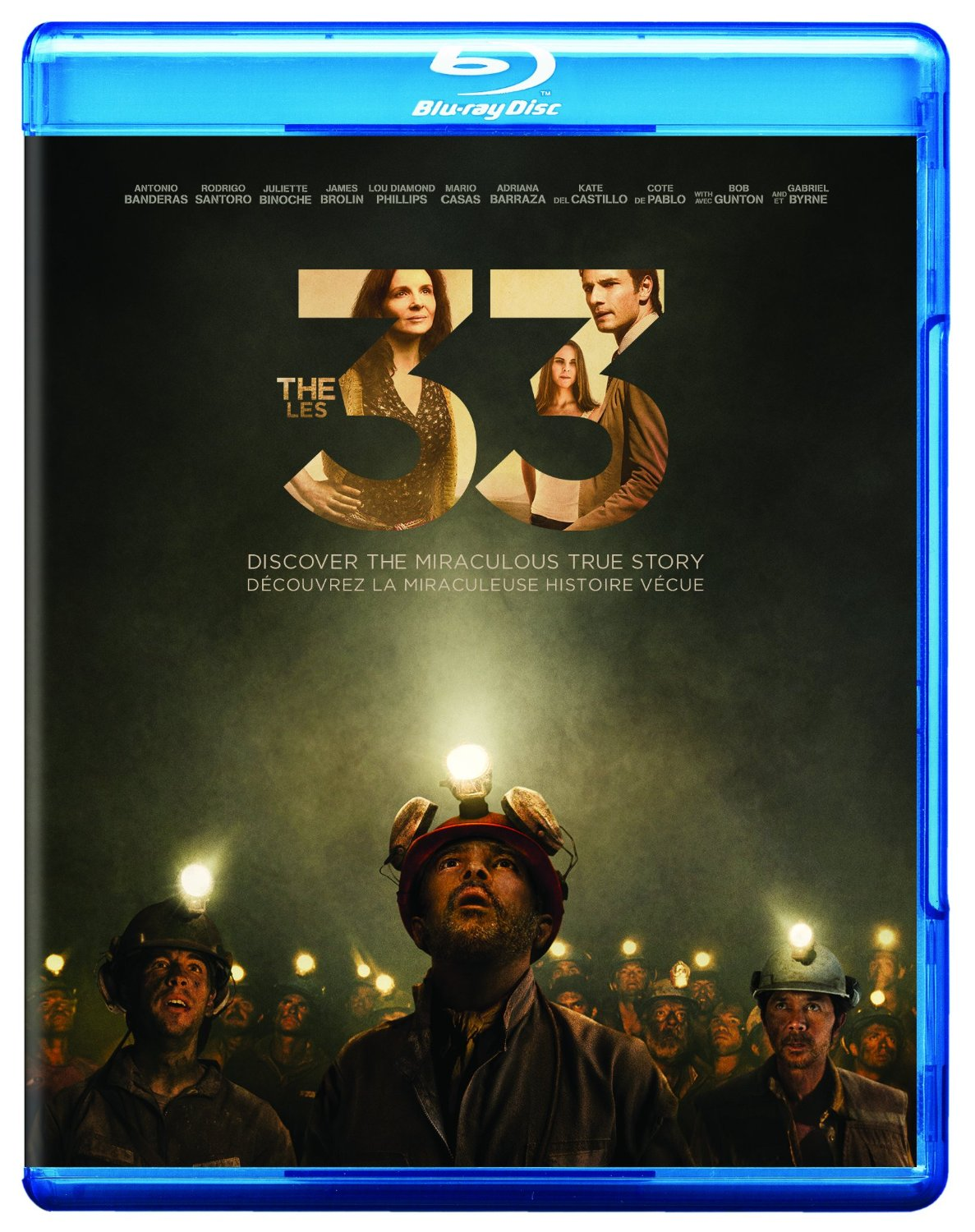 The 33 on Blu-Ray