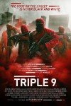 New movies in theaters today - Triple 9, Gods of Egypt and more!