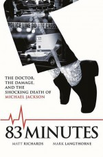83 Minutes Book Cover