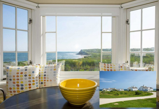 Just imagine the wild gatherings at this place. From 1972 to 1987, legendary pop artist Andy Warhol's (once $225,000) now $85 million Montauk property was a getaway for such high-profile celebrities as Jerry Hall, Cheryl Tiegs, Halston, Liza Minnelli, Elizabeth Taylor, John Lennon, Mick Jagger and Jackie Kennedy. The seaside estate sits on 30 acres, […]