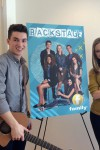 Interview with Backstage stars Aviva Mongillo and Josh Bogert