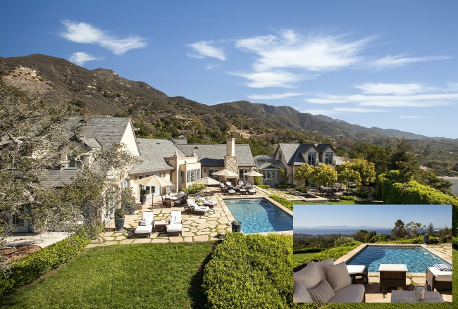 """Don Johnson's """"Shack des Chênes,"""" loosely meaning house of oak, is named so because of the ancient oak trees surrounding the $14.9 million property. His 11,229 square-foot Montecito, California French Country farmhouse is located on a cul-de-sac, and sits enclosed by a hill with spectacular views of mountains, channel islands and most importantly, the Pacific […]"""