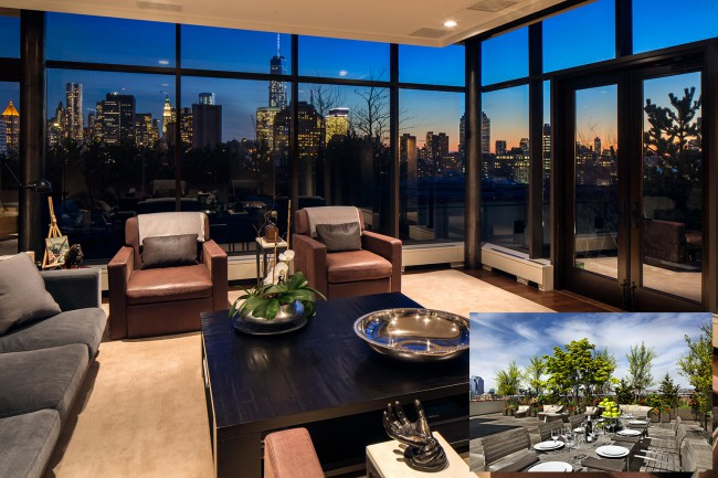 Rocker Jon Bon Jovi's $37.5 million, 7,452-square-foot Soho duplex is certain to please anyone looking for a top-notch view of New York City. Located in the New Museum building, the home's huge glass walls allow homeowners and guests to view the terrace from almost every room, which start with a family room, great room, gourmet […]