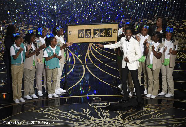 girl scouts haven�t seen the 65k they raised at oscars