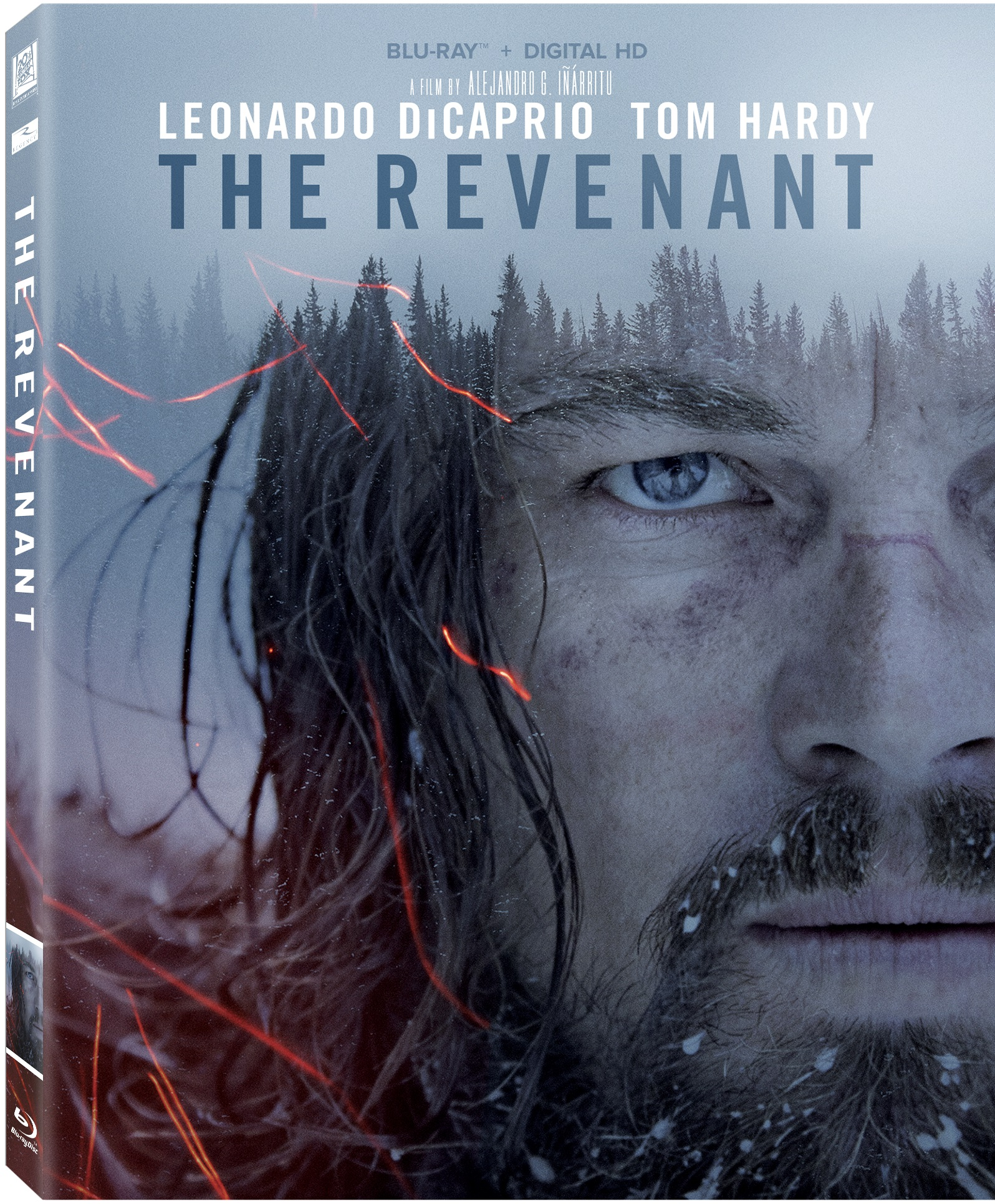 The Revenant is now available on Digital HD