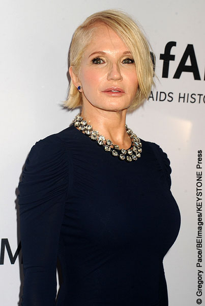 Ellen Barkin passes out after choking incident « Celebrity ...