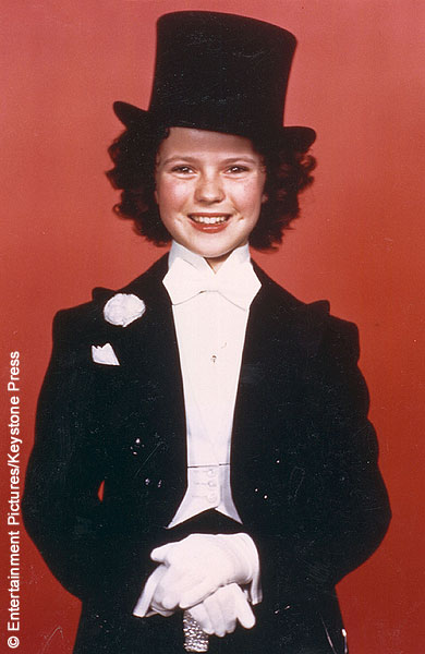 Shirley Temple in 1940
