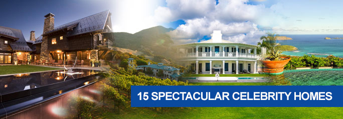 Just to give you another reason to bitterly envy celebrities, we scoured toptenrealestatedeals.com to find some of the most breathtaking and awe-inspiring oceanfront, countryside, and cityscape views you'll ever feast your eyes on. We've got 15 of the most stunning and luxurious locales of the rich and famous, featuring the properties of massive stars such […]