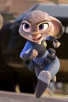Zootopia zooms to victory again at weekend box office