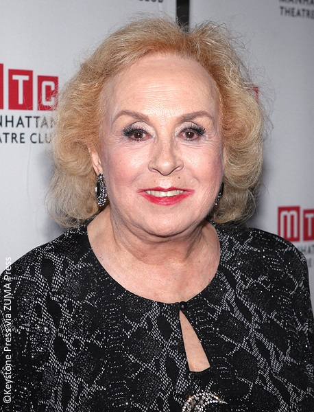 Doris Roberts died at the age of 90