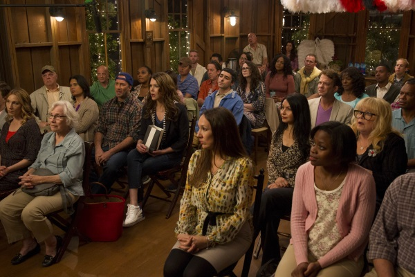 Stars Hollow town meeting
