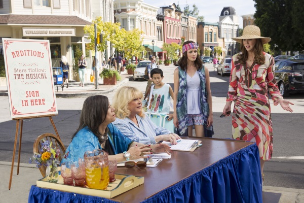The folks of Stars Hollow