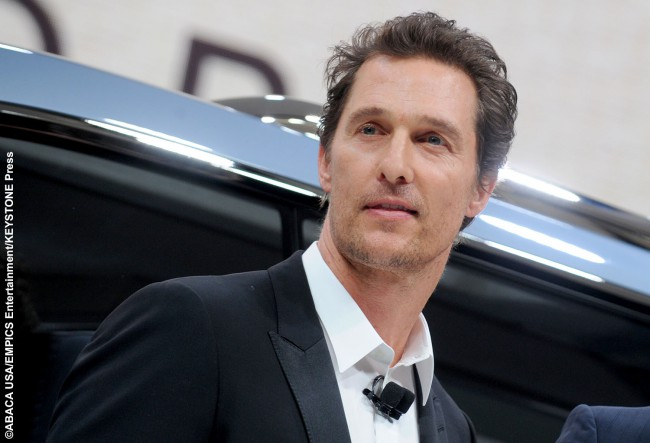 "Possibly even more inconvenient than a fear of mirrors is a fear of doors. Matthew McConaughey, however, is lucky, because his phobia only involves revolving doors, a less pervasive type of entryway. ""I just get anxious being near them,"" the Dallas Buyers Club actor has said."
