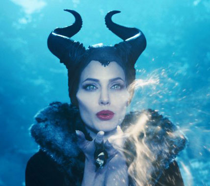 Maleficent starring Angelina Jolie