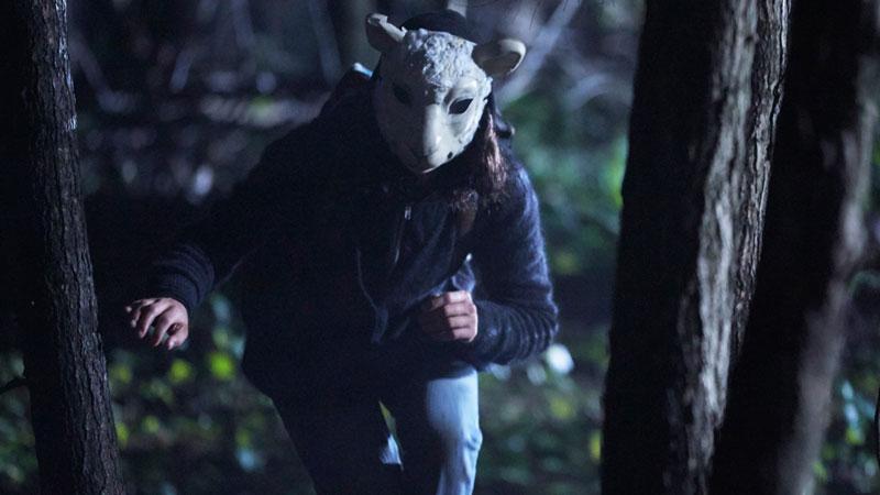 Tatiana Maslany as M.K. in Orphan Black