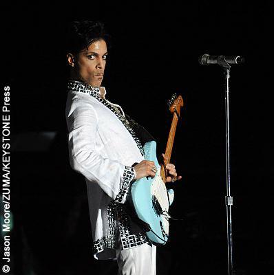 Prince dies in April