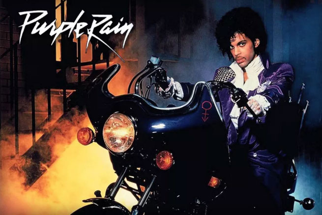 Purple Rain starring Prince