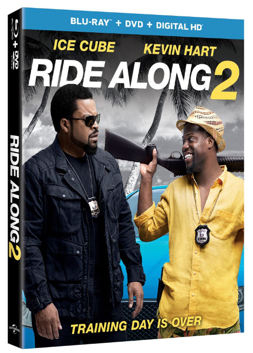 ride along 2 dvd