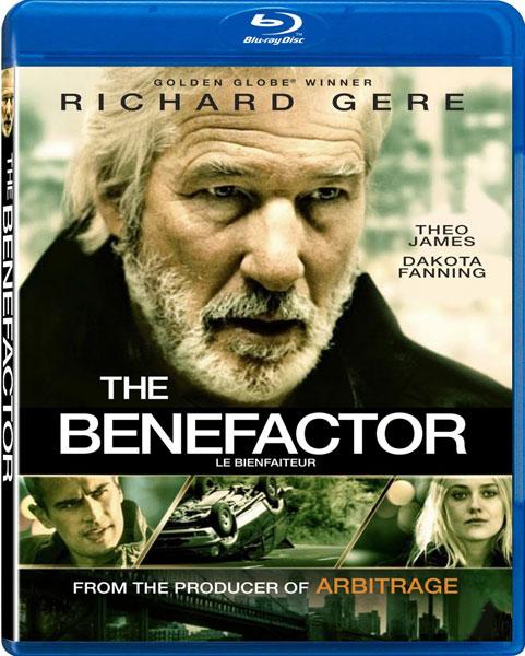 The Benefactor starring Richard Gere