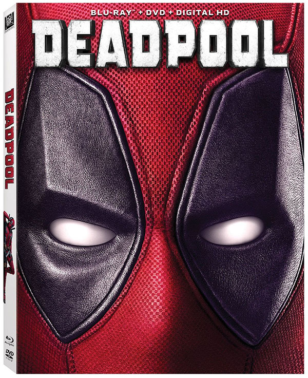 Deadpool on Blu-Ray and DVD