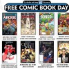 Free Comic Book Day on Saturday, May 7 2016!