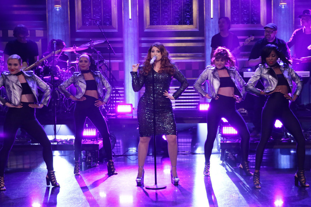 Meghan Trainor on The Tonight Show