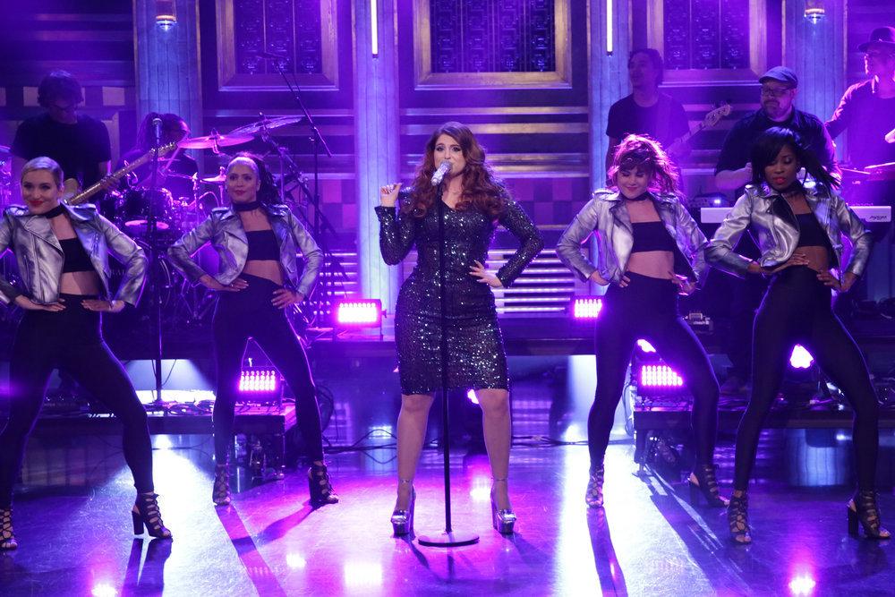 Meghan Trainor on The Tonight Show