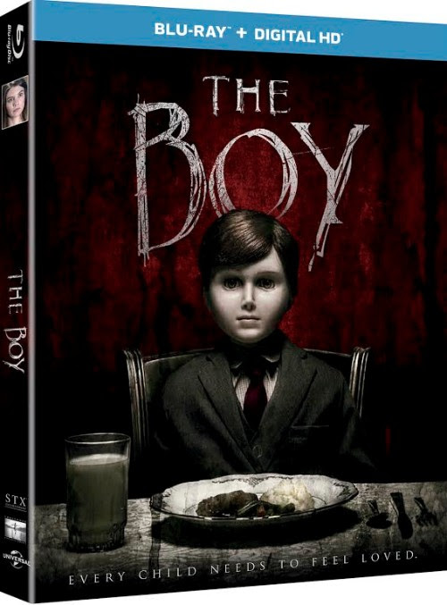 The Boy now available on Blu-ray and Digital HD