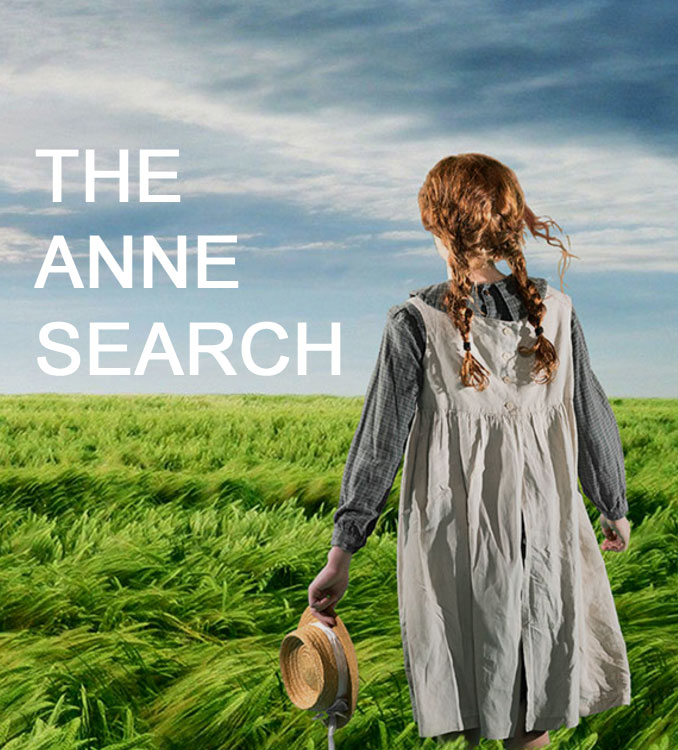 The search for Anne of Green Gables
