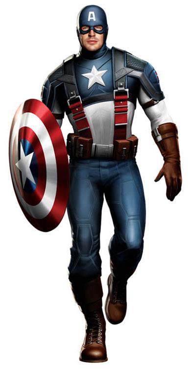 Captain America True Story