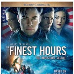 Blu-Ray cover for the Finest Hours.