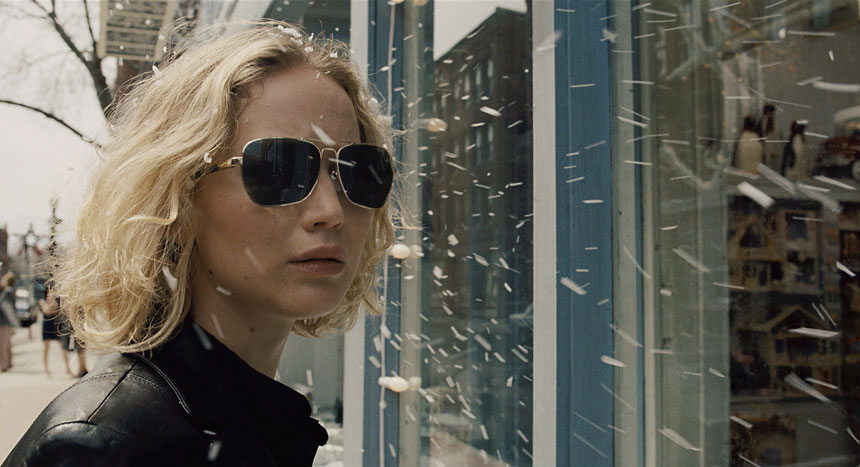 Jennifer Lawrence stars in and as Joy