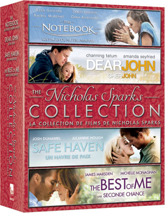 The Nicholas Sparks Collection