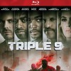 Blu-Ray cover for Triple 9