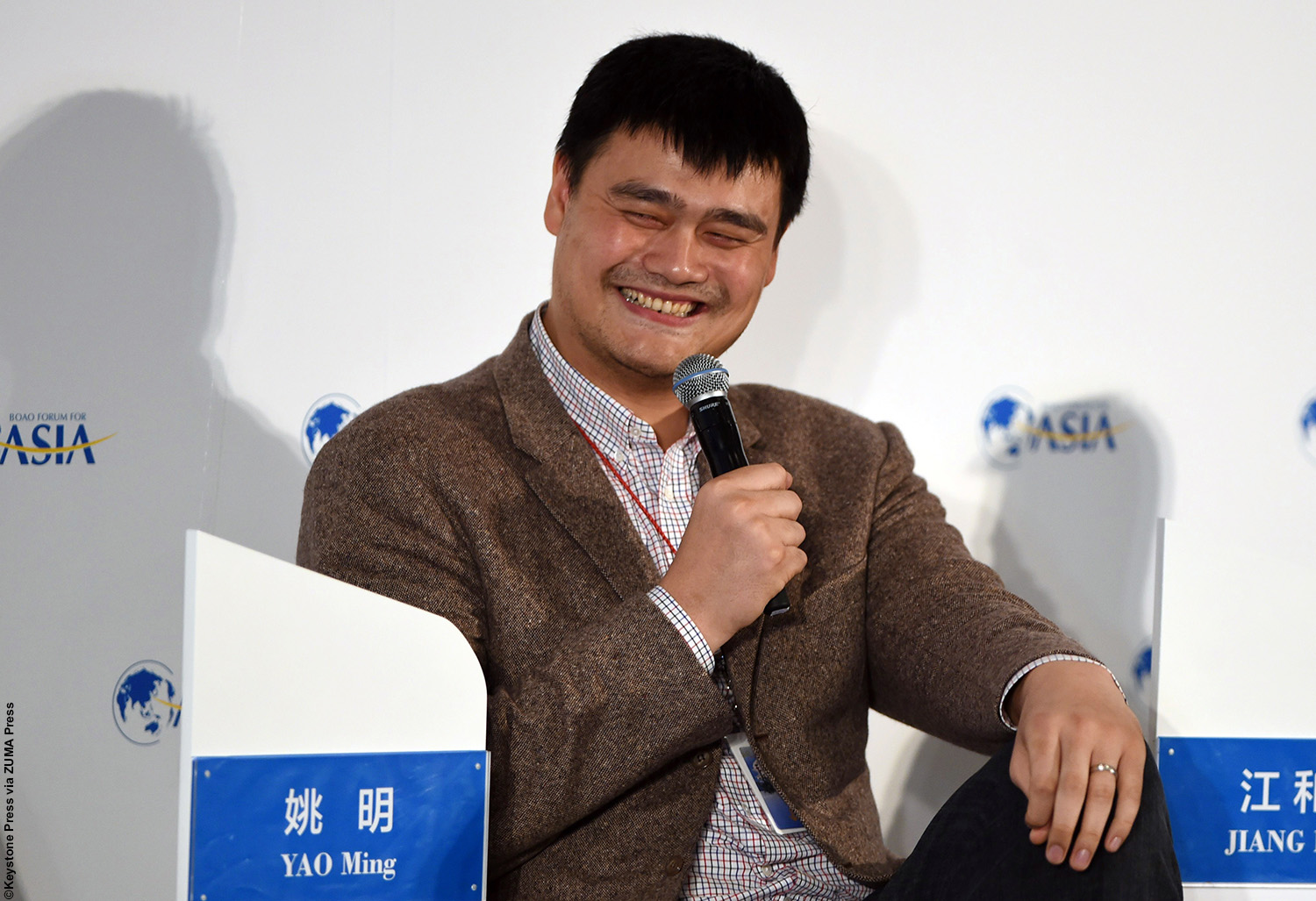 Yao Ming joins fight to eradicate shark fin soup ...