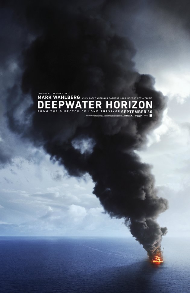 Deepwater Horizon leaves us breathless in this week's new trailers