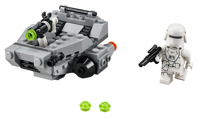 First Order LEGO Star Wars giveaway