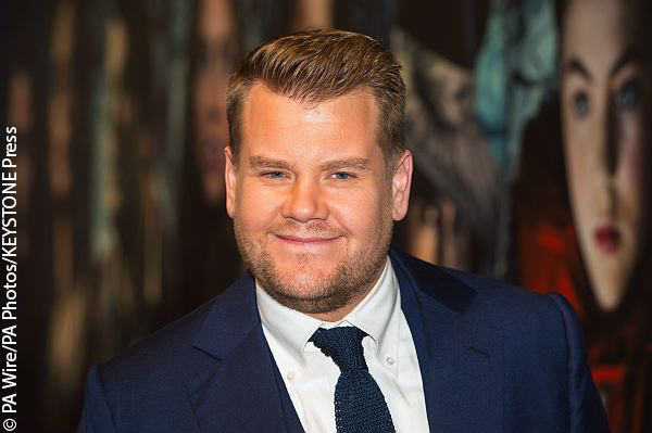 James Corden at the 2016 Tony Awards