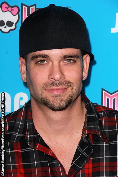 Mark Salling at Just Jared's Throwback Thursday Party, Moonlight Rollerway, Glendale, CA 03-26-15