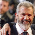 Mel Gibson on the red carpet