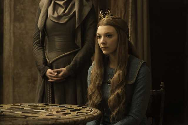 "Natalie Dormer in Game of Thrones ""The Broken Man"""