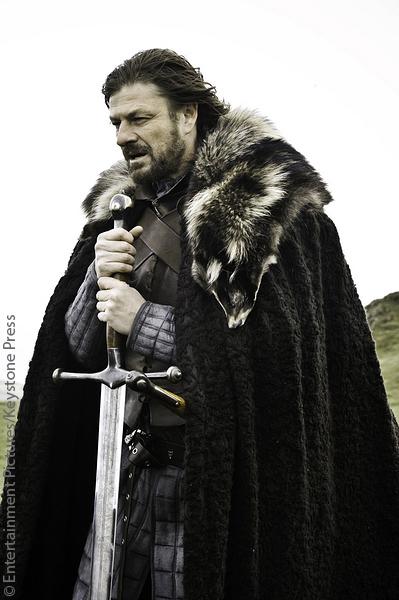 Lord Eddard Stark of Winterfell