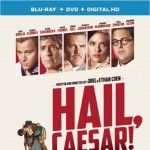 Hail, Caesar! Blu-Ray Cover