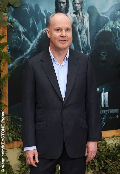 David Yates at the Los Angeles premiere of The Legend of Tarzan